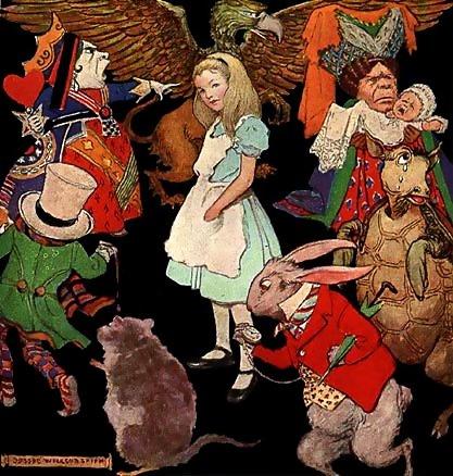 Alice-in-Wonderland_Jessie-Willcox-Smith